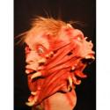 Siamesische Horror Maske