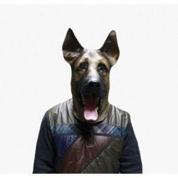 Maske Schäferhund