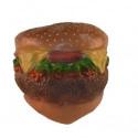 Faschingsmaske Hamburger