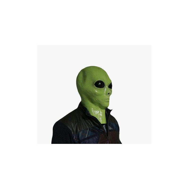 Außerirdische Alien Maske Glow
