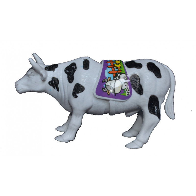 Aufziehspielzeug Schweizer Kuh