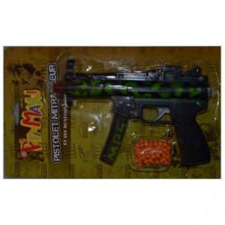 Spielzeug Maschinengewehr mit plastik kugel mp 5