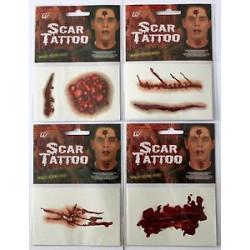 Wunden Tattoos
