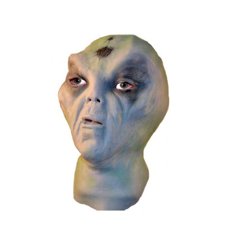 Außerirdischer Latex Maske Alien Area 51