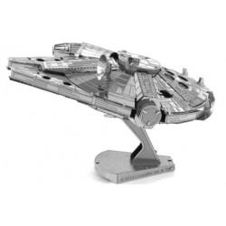 Star Wars 3D Metall Puzzle Millennium Falcon