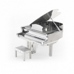 3D Metall Puzzle Klavier