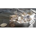 3D Metall Puzzle Schlagzeug