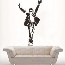 Wandsticker Michael Jackson Wandaufkleber 2