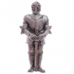 Mittelalterliche Ritter magnetische Figuren