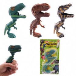 Beißender T-Rex Dinosaurier