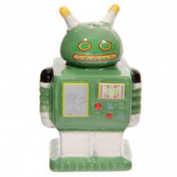 Salz und Pfeffer Streuer Retro Robot