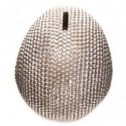 Diamant Schädel Spardose