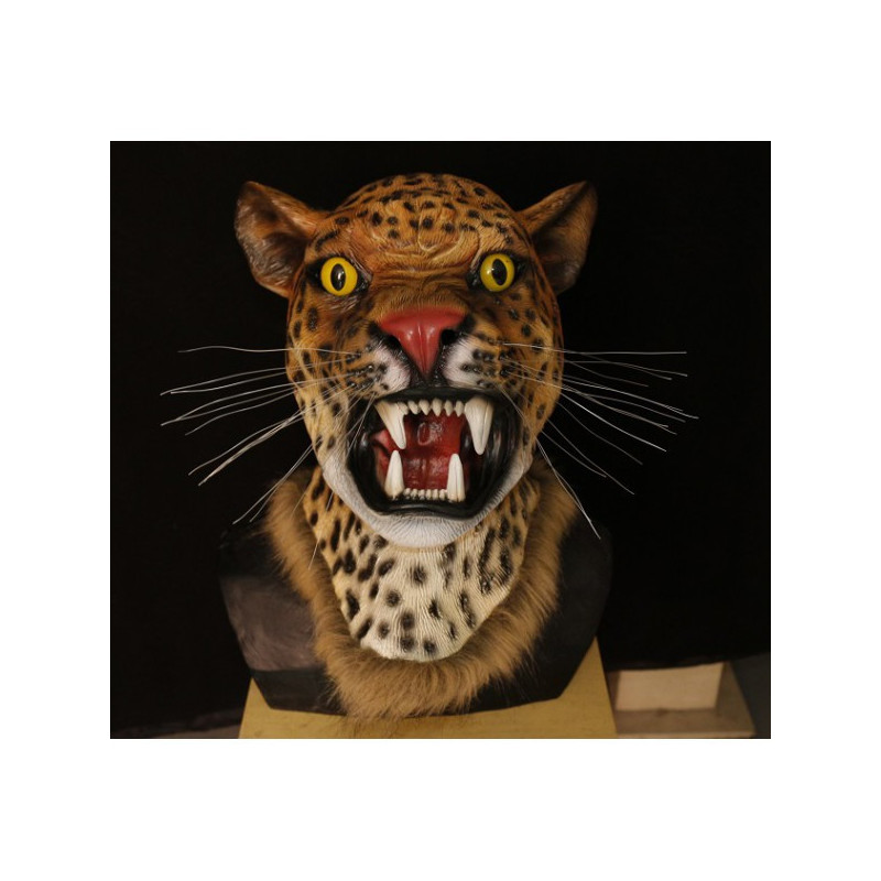 Jaguar Maske