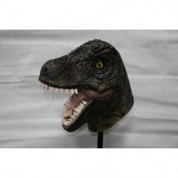 T-rex Dinosaurier Maske