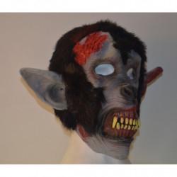 Werwolf Maske Wolfman