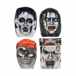 Horror Morph Maske - Morphsuit Maske Pirat