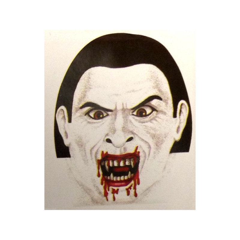 Horror Morph Maske - Morphsuit Maske Zombie