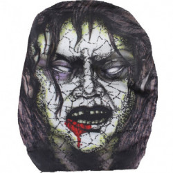 Horror Morph Maske - Morphsuit Maske Hexe