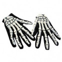 Handschuhe Skelett