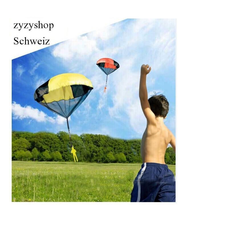 Fallschirmspringer Spielzeug Deluxe Schweiz