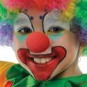 Clown-Nase Pappnase aus Schaumstoff Schweiz