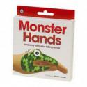 Monster Handpuppen -Tattoos Schweiz