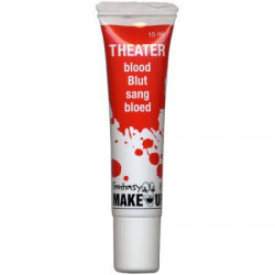 Blut-Imitation, Theater Blut Tube mit 15 ml