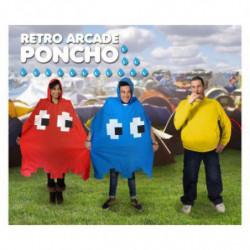 Retro Pacman Arcade Regenponcho