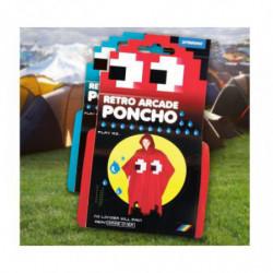 Retro Pacman Arcade Regenponcho Schweiz