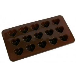 Herz Eiswürfelform Schokoladenform