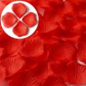 Rosenblütenblätter rot oder weiss 500er Pack