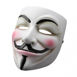 Guy Fawkes Anonymous Vendetta Maske