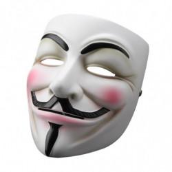 Guy Fawkes Anonymous Vendetta Maske
