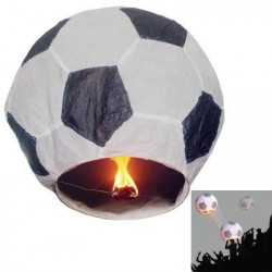 Fussball Himmelslaternen XXL