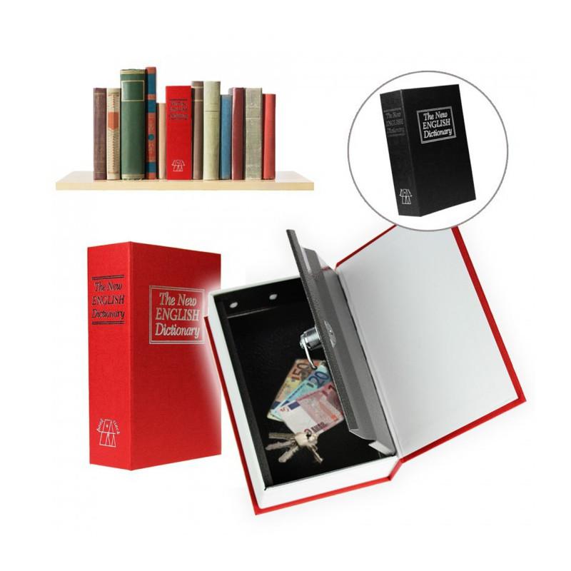 Buch Tresor -  Buch Safe Schweiz