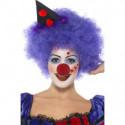 Weisser Make-up Faschingsschminke