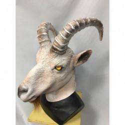Steinbock Maske