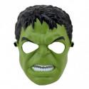 Hulk der Grüner Mann Halbmaske