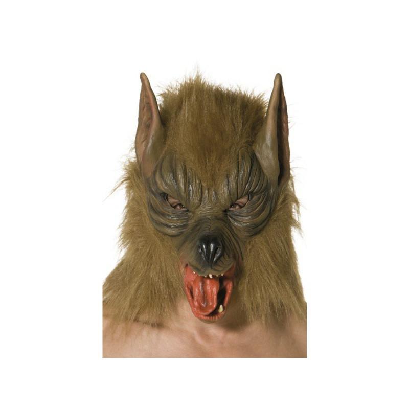 Werwolf Maske Braun Schweiz