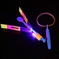 LED Pfeil Hubschrauber LED beleuchtete Flieger