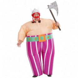 Aufblasbares Obelix Kostüm