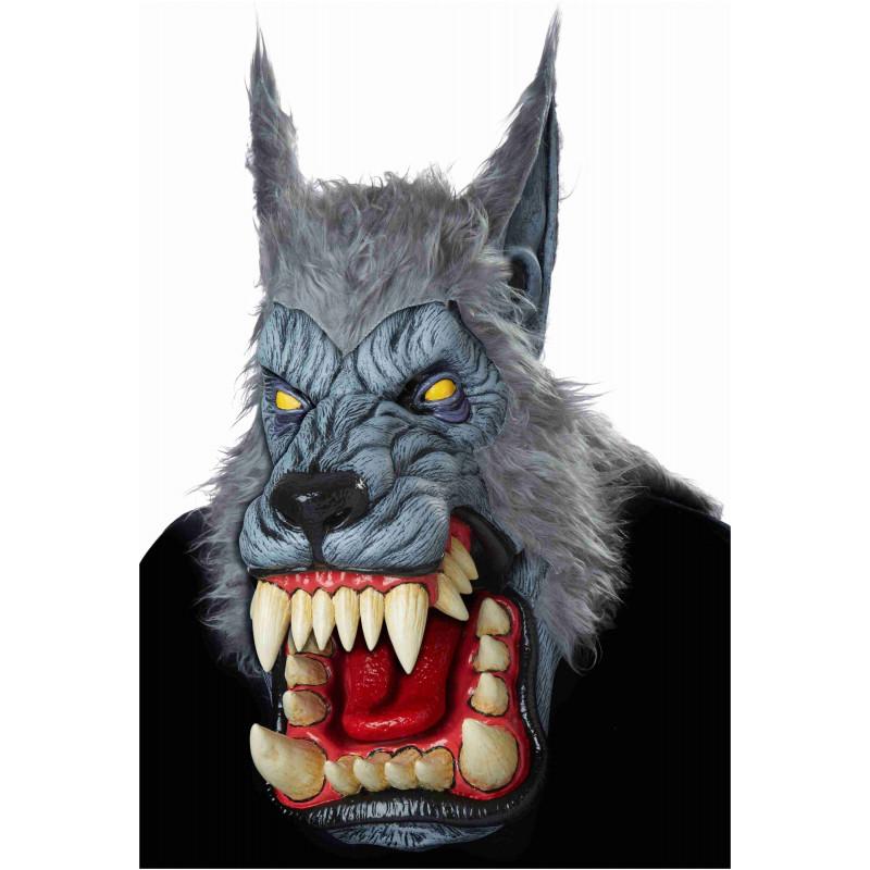 werwolf Psycho Ani Motion Maske