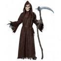 Halloween Kostüm Der Tod Sensenmann-Kostüm