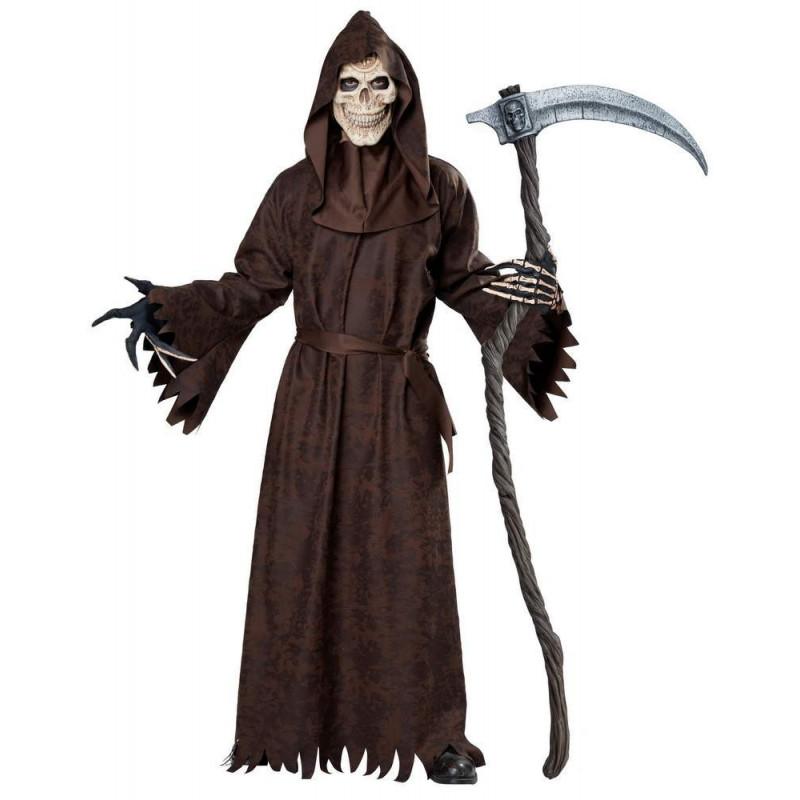 Halloween Kostum Der Tod Sensenmann Kostum Schweiz Super Realistisch