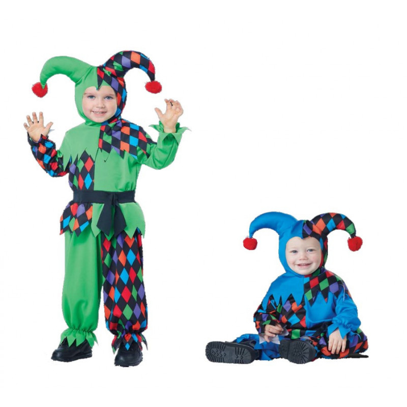 harlekin baby und kinder karnevalskost me zyzy shop schweiz. Black Bedroom Furniture Sets. Home Design Ideas