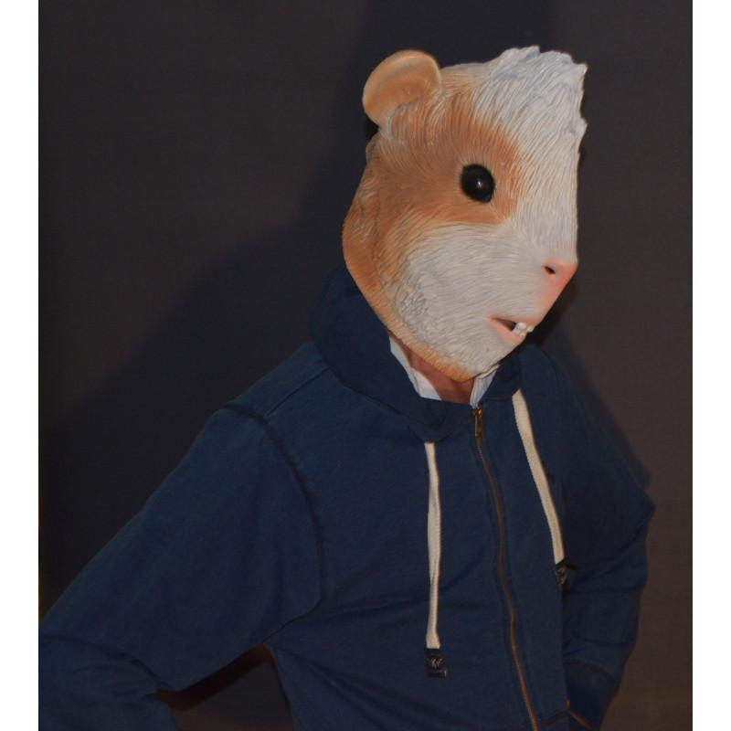Meerschweinchen Cavia Maske