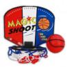 Mini Basketball-Korb mit Wandhalterung und Ball