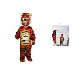 Tiger Kostüm für Kinder - Tiger Kinderkostüm