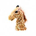 Handpuppe Giraffe