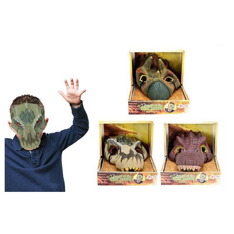 Dinosaurier Maske für Kinder